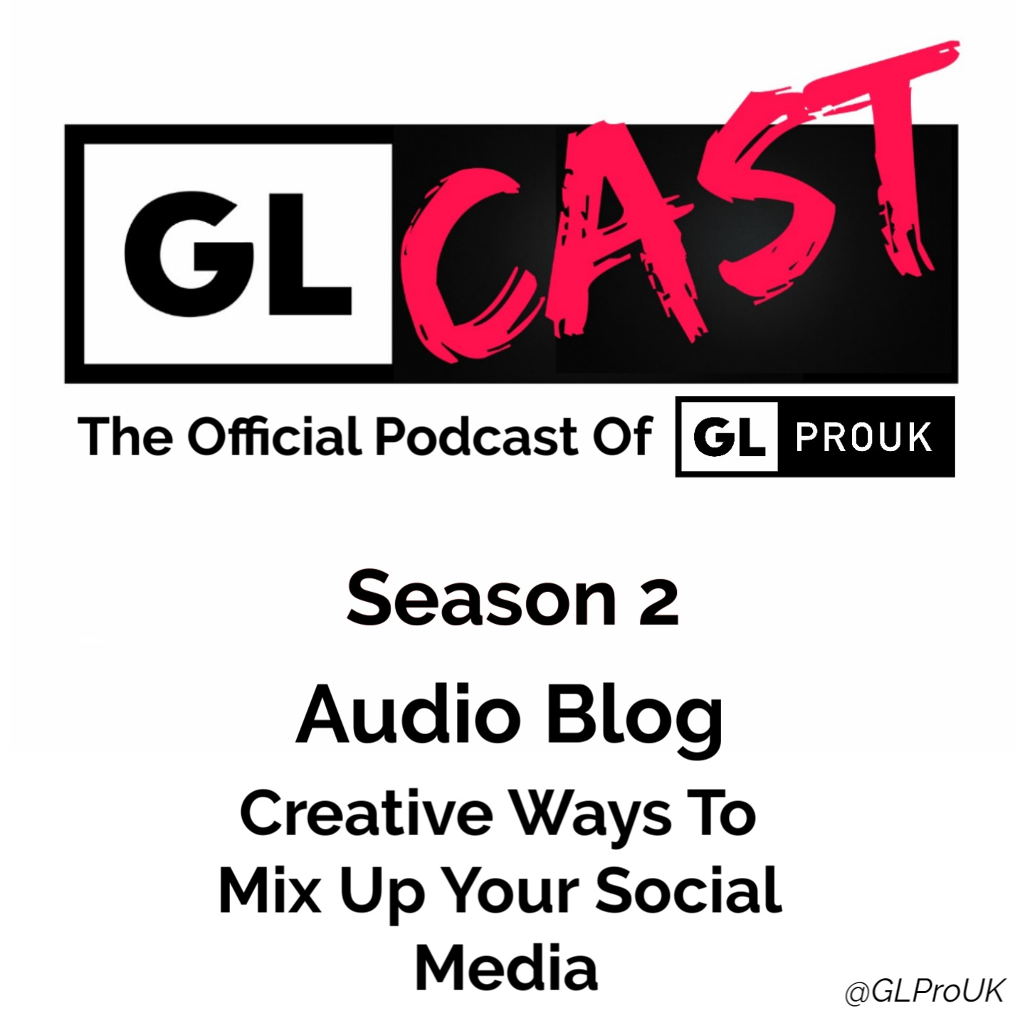 Audio Blog: Creative Ways To Mix Up Your Social Media show art