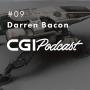 Artwork for 9 - Darren Bacon - Into the Concept Factory