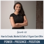 Artwork for EP412: How to Create, Market & Sell a 7-Figure Core Offer