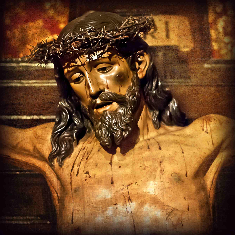 Christ Crucified show art