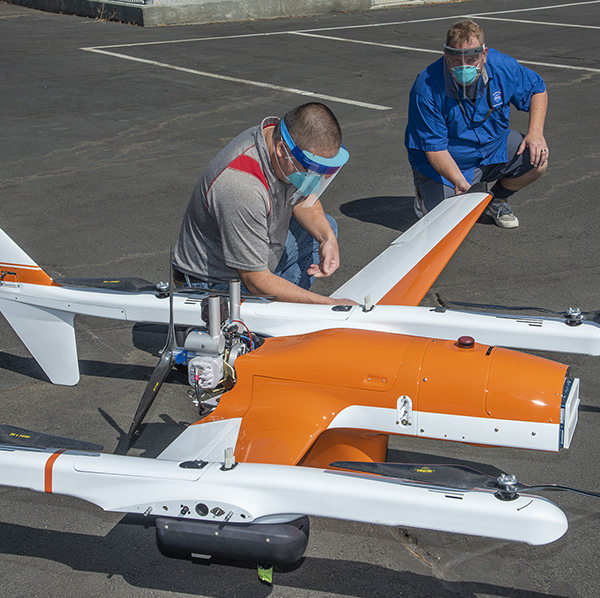 Giving Autonomous Aircraft a Moral Compass
