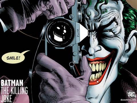 Comics on Infinite Earths-The Killing Joke