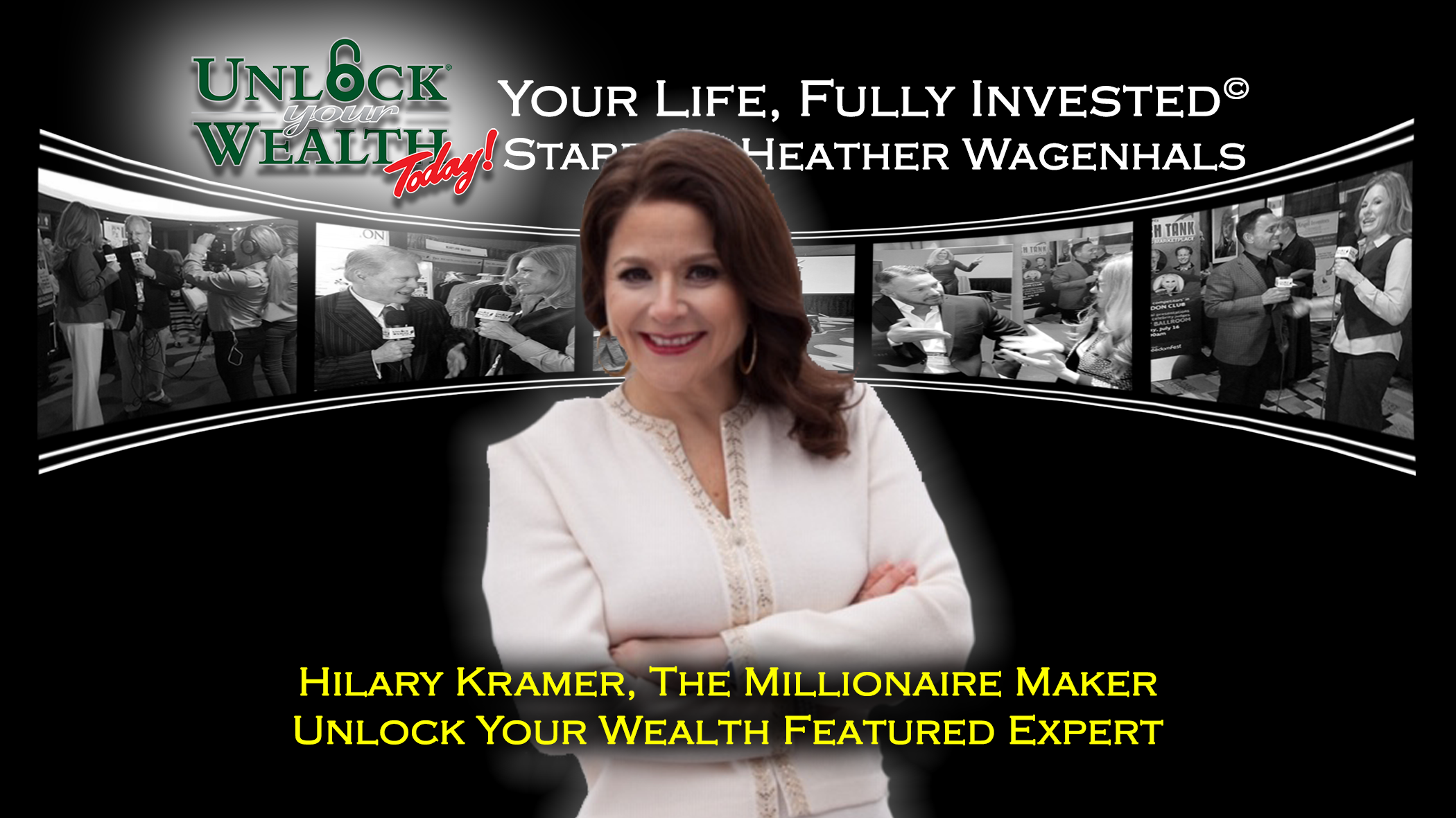 Artwork for FANG Stocks, bankruptcies, Retail Sector and Tech Company Challenges Featuring Hilary Kramer