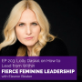 Artwork for EP203 Lolly Daskal on How to Lead from Within