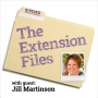 Artwork for Jill Martinson - The Extension Files - May 8, 2018