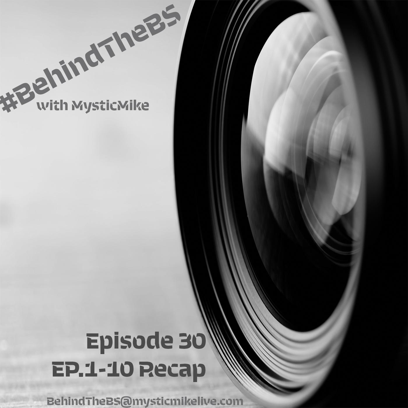Artwork for #BehindTheBS Episode 30 - 01-10 Recap