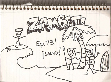 Double D Episode 73 - Zambeti Warriors (San Miguel)