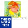 Artwork for Los Angeles artist Carol Es – THIS IS NOT A TEST #3