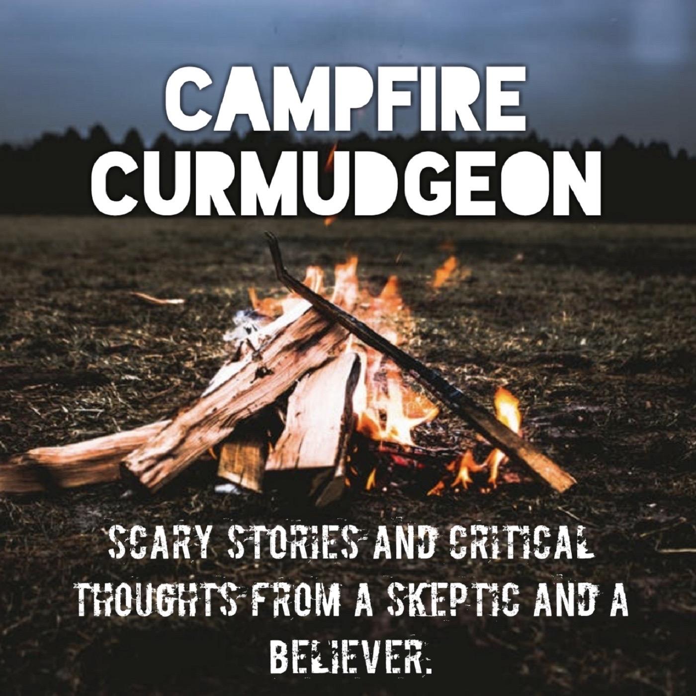 Campfire Curmudgeon show art