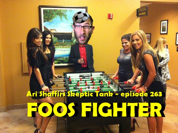 #263: Foos Fighter (@KelseyCook)