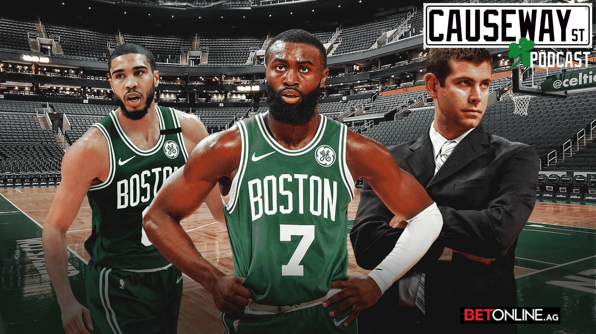 251: Are Jayson Tatum + Jaylen Brown to blame for Celtics' woes?
