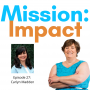 Artwork for Nonprofit Executive Searches with Carlyn Madden