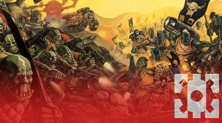 Masters of the Forge - Episode 050 - WAAAGH!