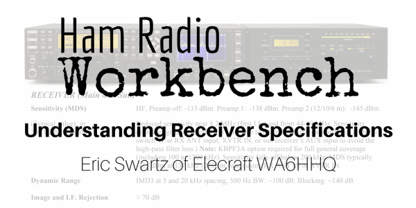 HRWB049 - Understanding RF Receiver Specifications - Banner