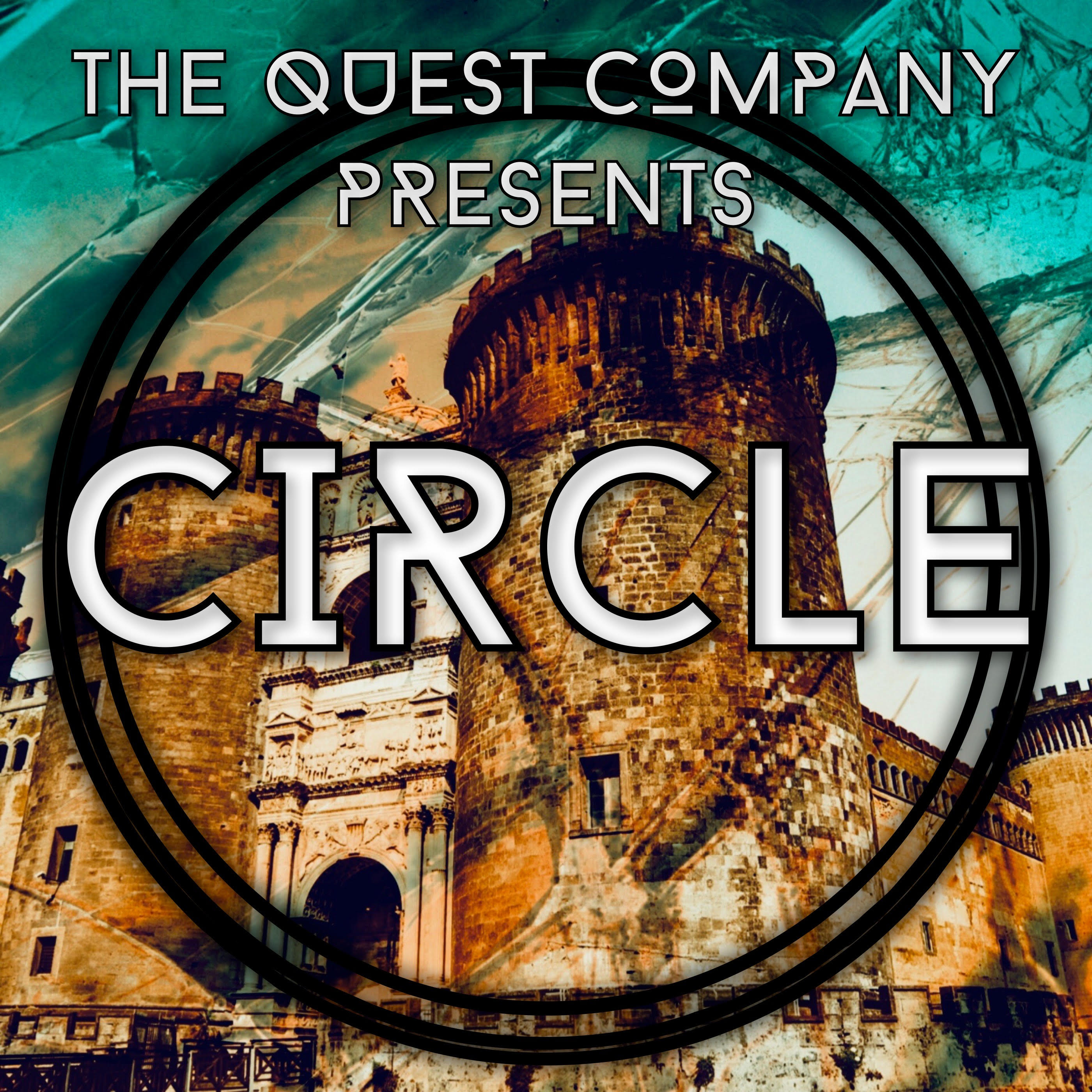 CIRCLE -  Part Four show art