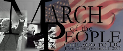 Visibility 9-11 Welcomes Mario Penalver of March of the People