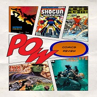 WIWC Comic Review Podcast 04 - Batman, Shogun Warriors, Magnus, Justice League, Detective Comics