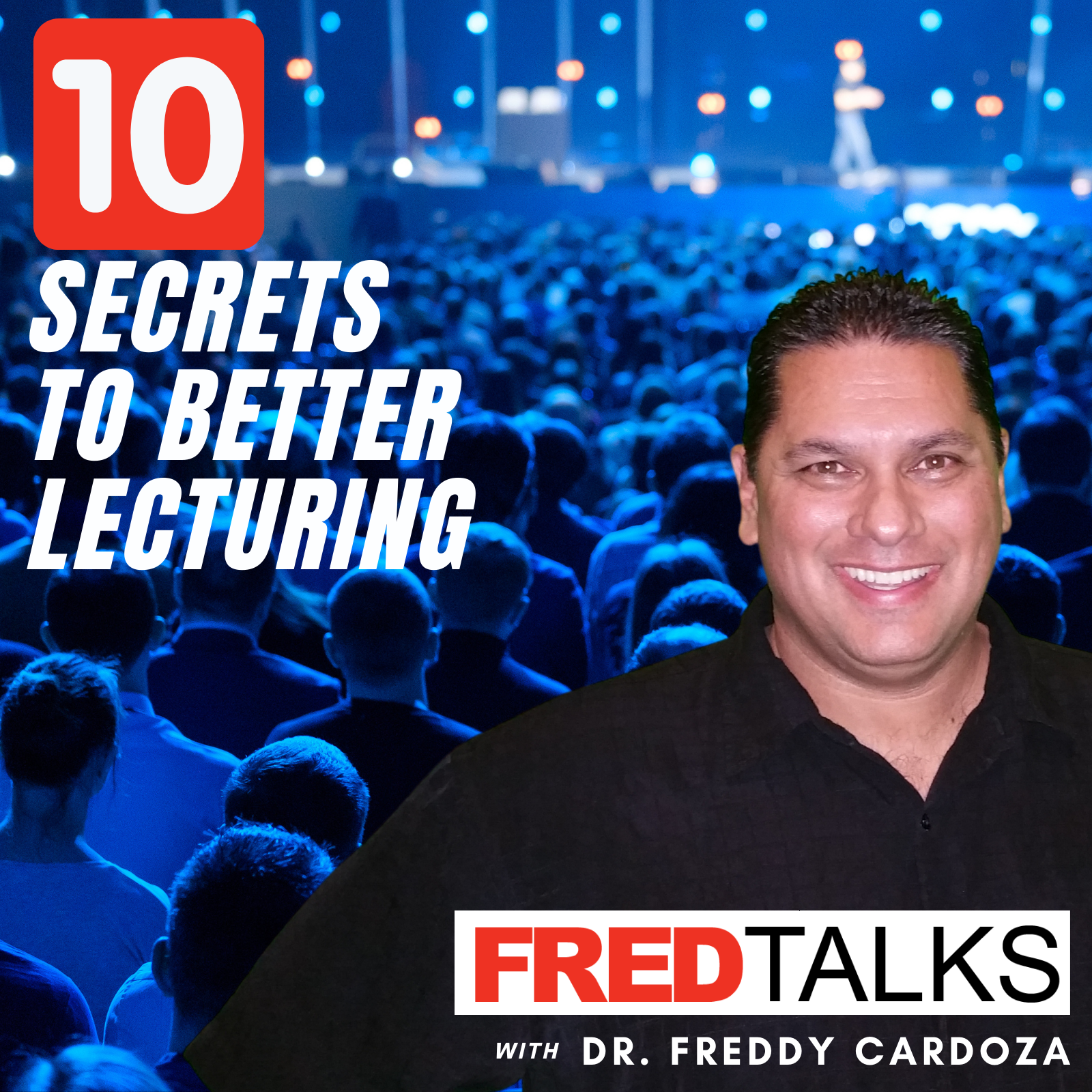 Cover - Ten Secrets to Better Lecturing