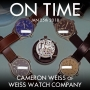 Artwork for Cameron Weiss of Weiss Watch Company