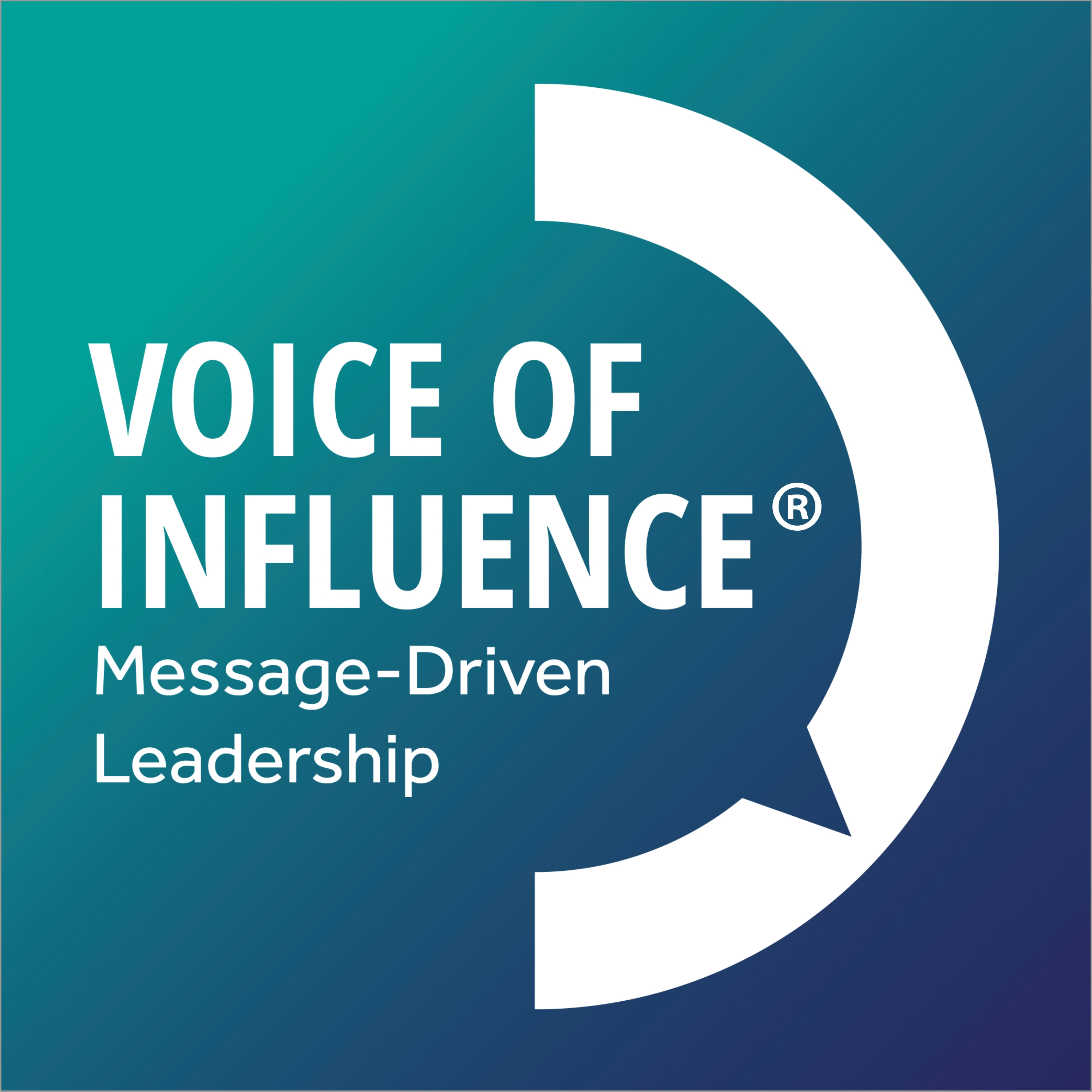 Voice of Influence show art