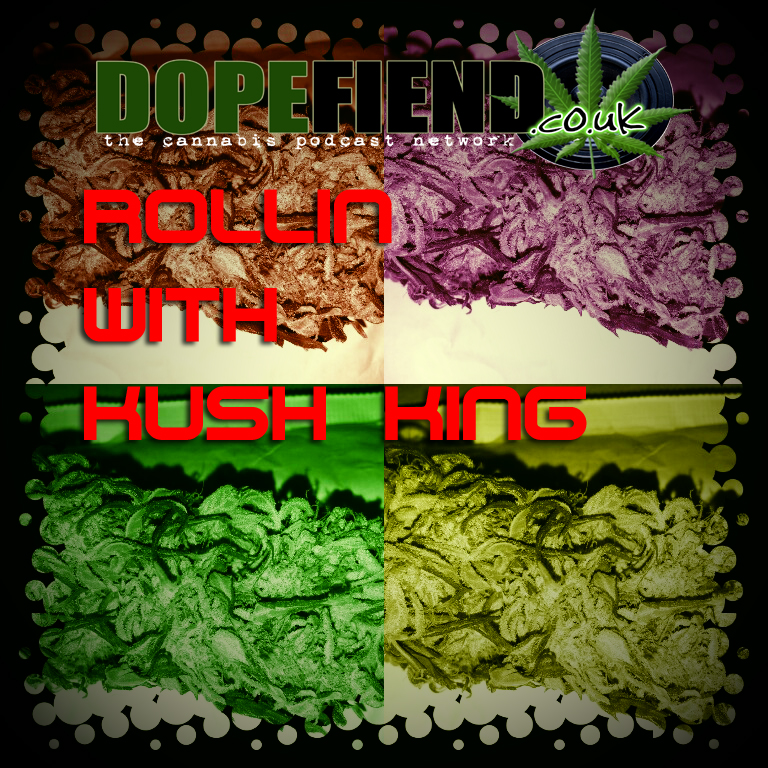 Artwork for Rollin With Kush King Ep. 15