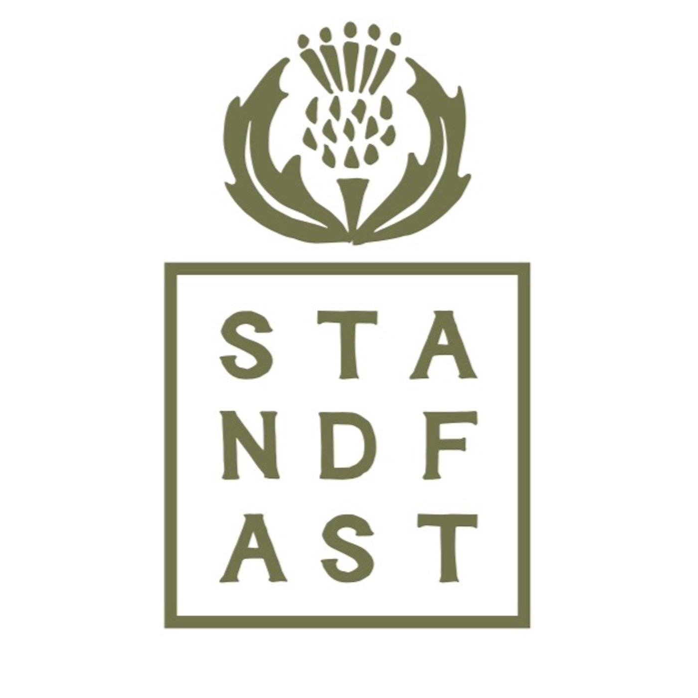 The StandFast Cast show art