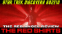 Artwork for DSC S02E10 THE RED ANGEL THE RED SHIRTS