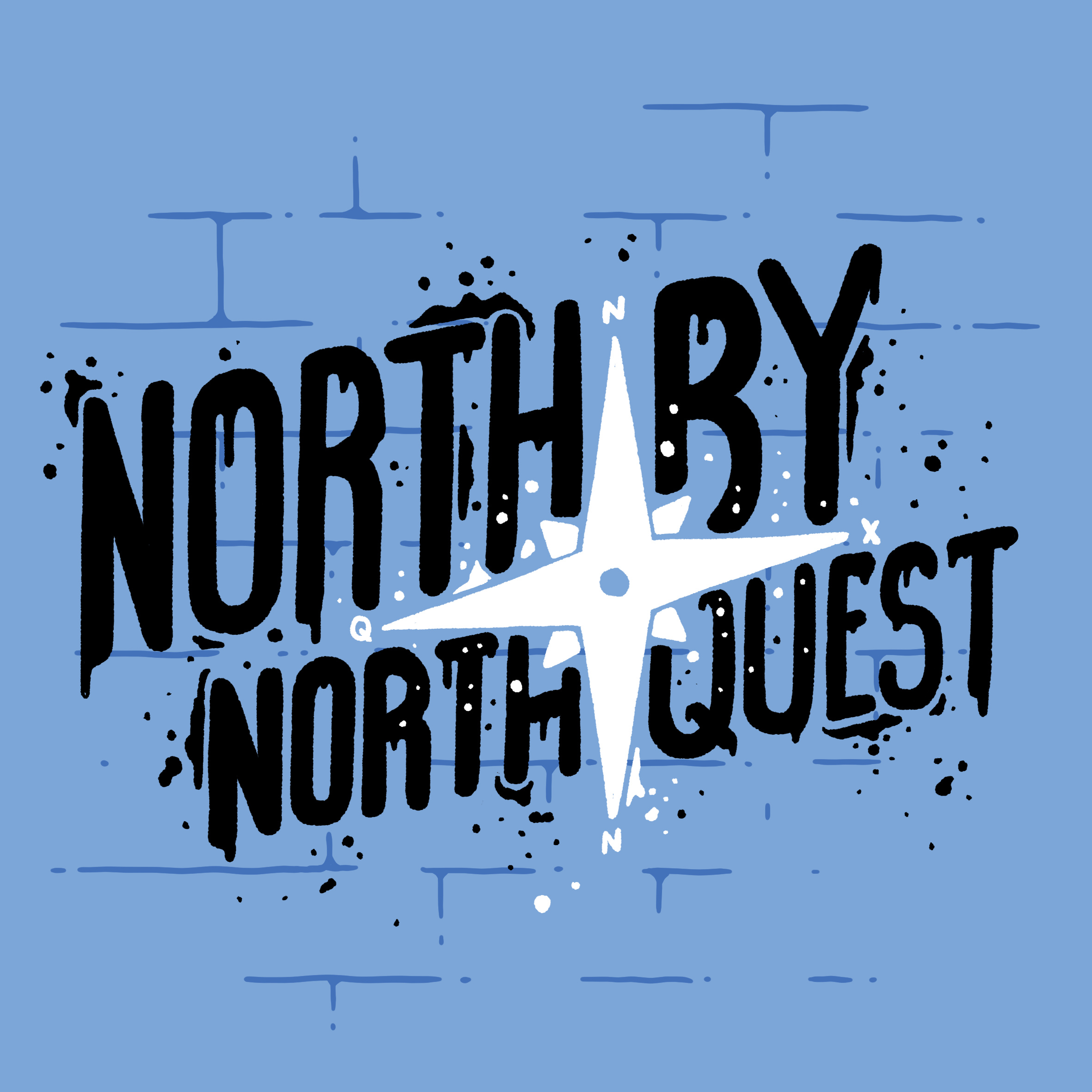 North By North Quest show art