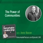 Artwork for The Power of Communities with Jono Bacon
