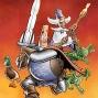 Artwork for Comics Alternative Kickstarter: The Middle Age