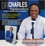 Artwork for #159 Dr. Charles Speaks   This Is Your Life You Are In Charge