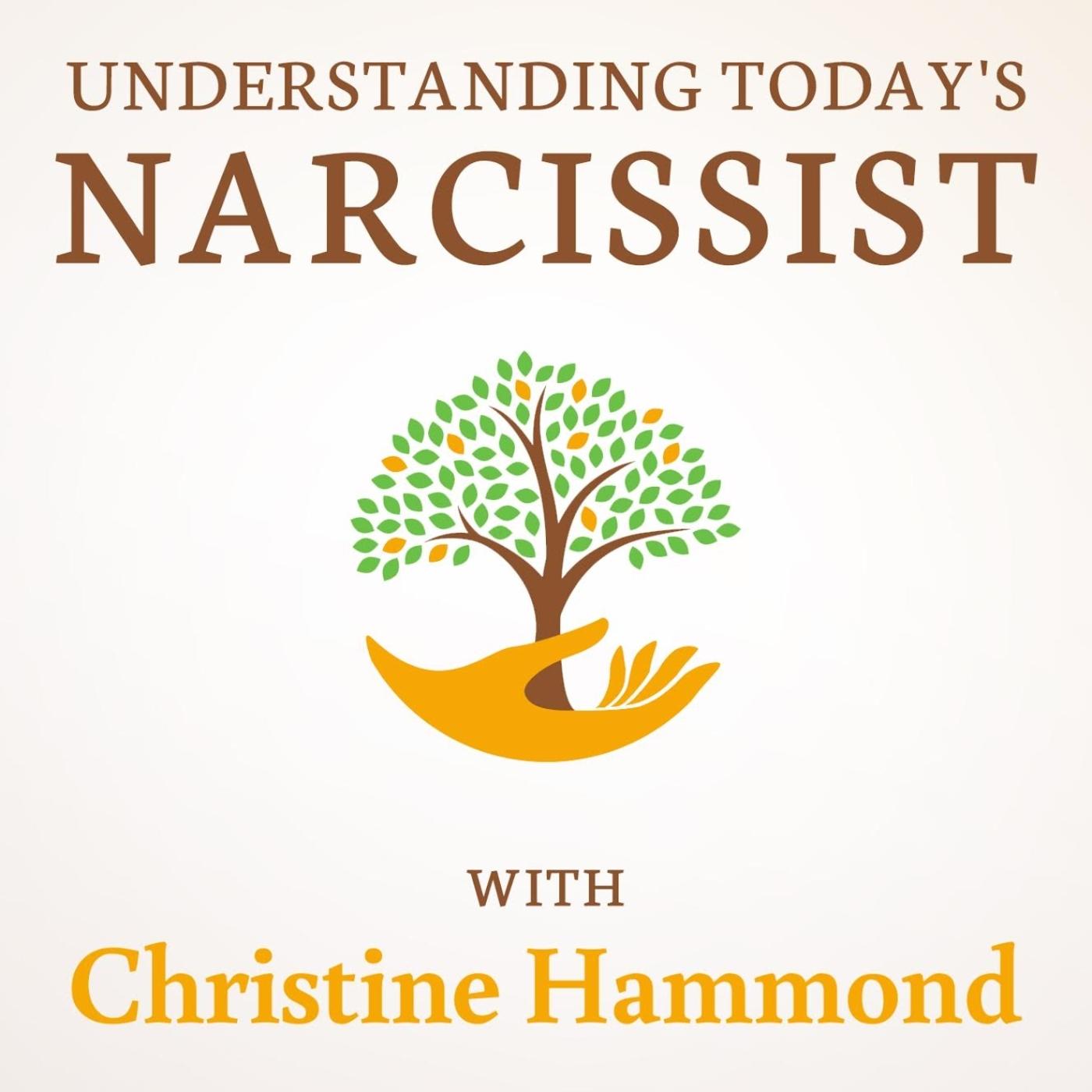Understanding Today's Narcissist show art