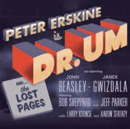 Artwork for Podcast 517: A Conversation with Peter Erskine