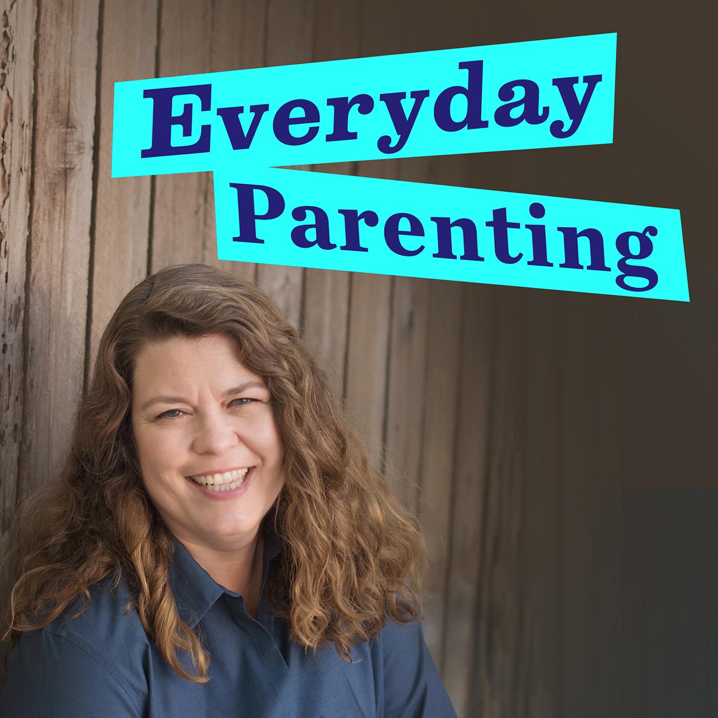 Everyday Parenting Podcast show art