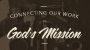 Artwork for Connecting Our Work to God's Mission