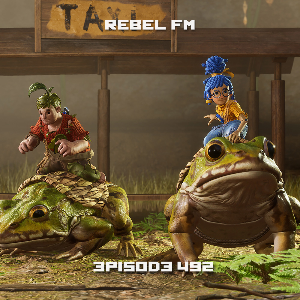 Rebel FM Episode 492 - 04/02/2021