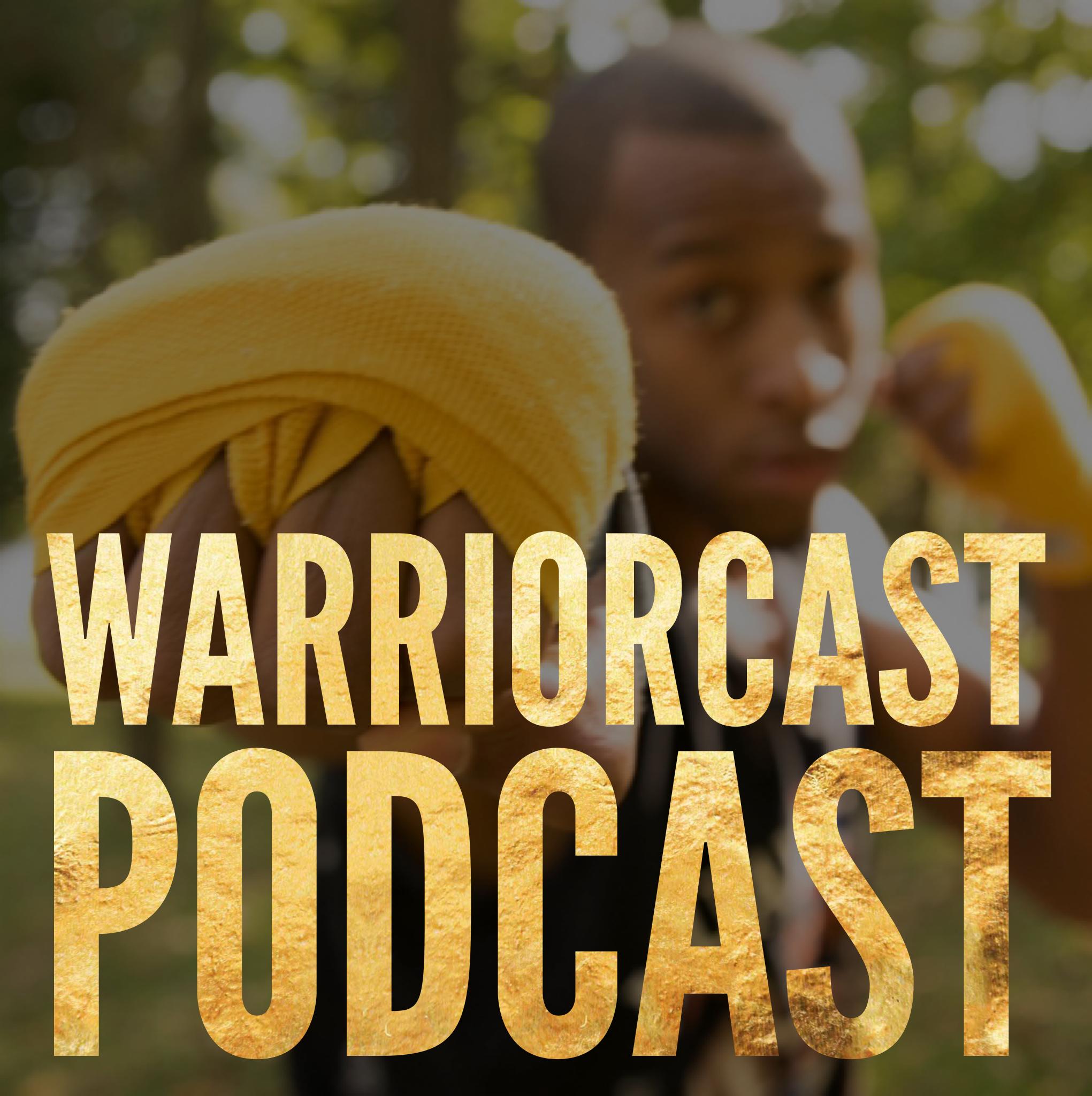 Warrior Cast show art