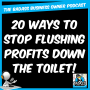 Artwork for 20 Ways to Stop Flushing Profits Down the Toilet!