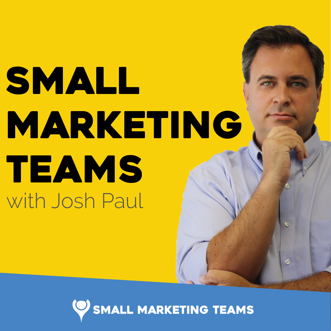 Small Marketing Teams show art