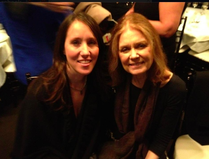 christine arylo and gloria steinem