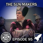 Artwork for Episode 95: The Sun Makers (Terrance Dicks is a Coward)