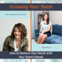 Artwork for 16 - How to Balance Your Needs with Your Team's Needs with Anna De Salvo