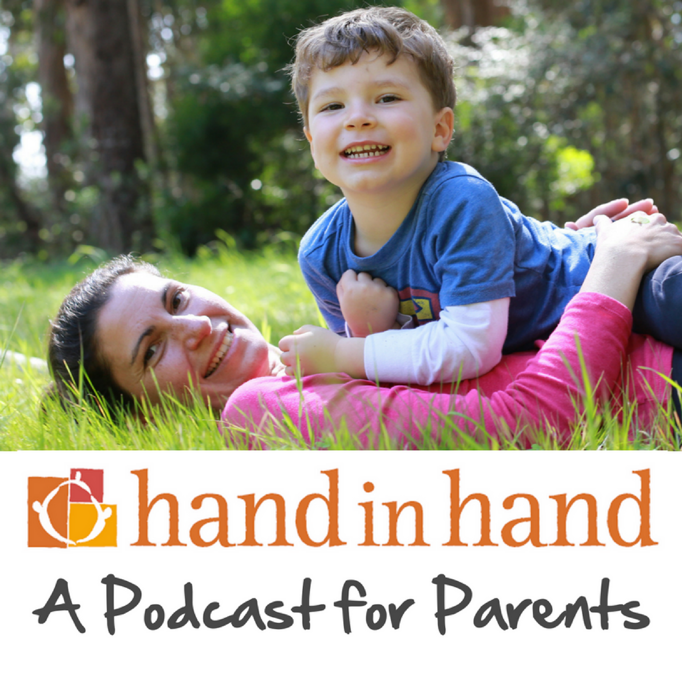 Hand in Hand Parenting: The Podcast show art