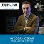 Artwork for Deep Learning in Optics with Aydogan Ozcan - TWiML Talk #237