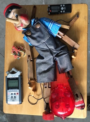 David Larsen's Marionette