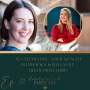 Artwork for Ep. 22.  The Wealth Series Interviews with guest Helen Pritchard