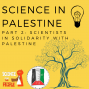 Artwork for Science in Palestine (Part 2)