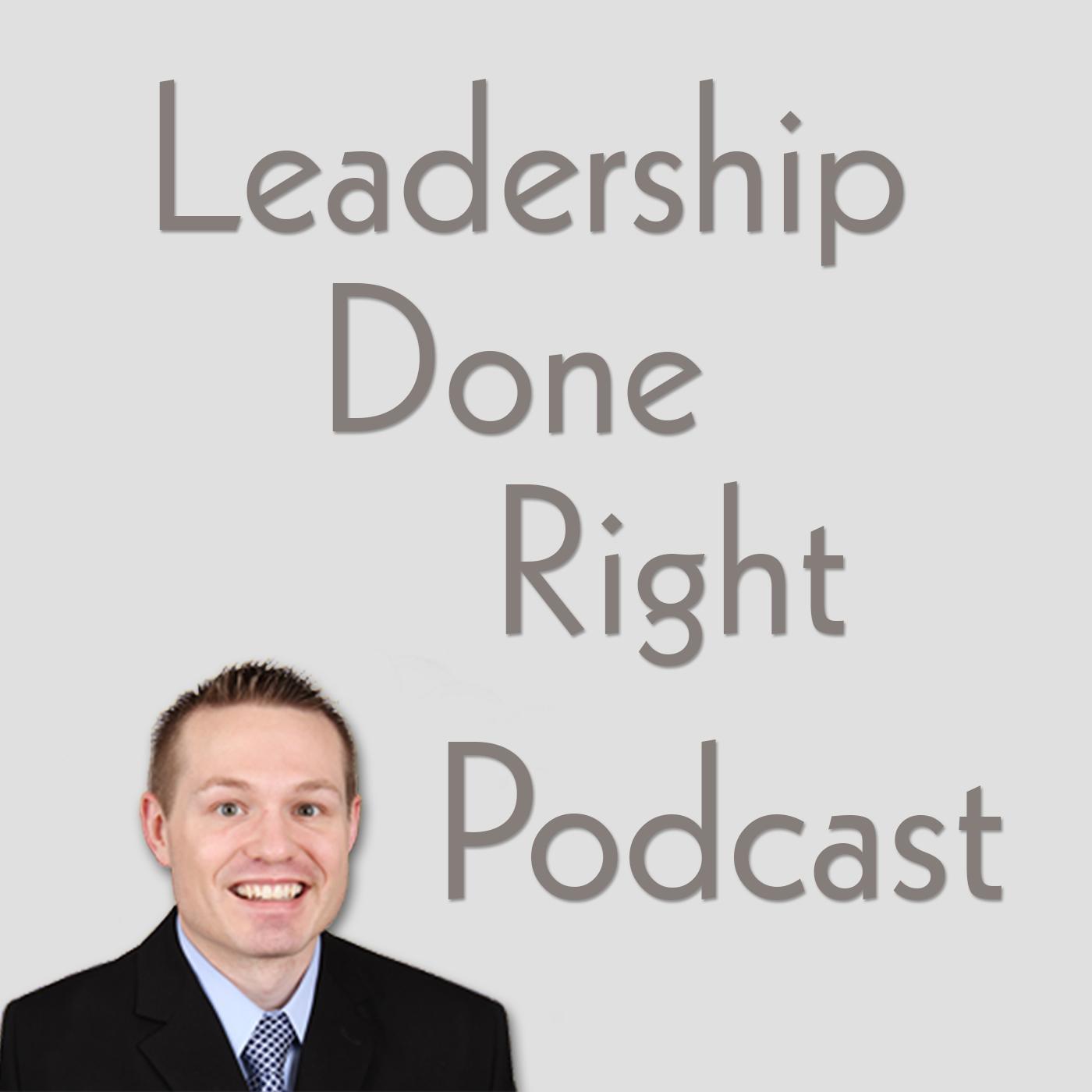 Artwork for LDR 054: 5 Tips To Effectively Delegate