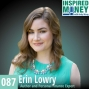 Artwork for 087: Broke Millennial Takes on Investing with Erin Lowry