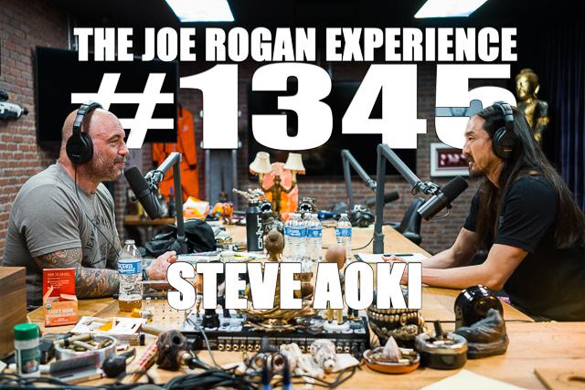 #1345 - Steve Aoki